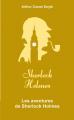 Couverture Sherlock Holme, tome 3 : Les aventures de Sherlock Holmes Editions Archipoche 2019
