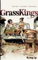 Couverture GrassKings, tome 2 Editions Futuropolis 2019