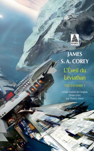 Corey James S. A. - The Expanse T1 - L'éveil du Léviathan Couv19320063