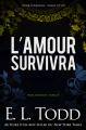 Couverture Pour toujours (Todd), tome 21 : L'amour survivra Editions Autoédité 2019