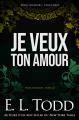 Couverture Pour toujours (Todd), tome 22 : Je veux ton amour Editions Autoédité 2019