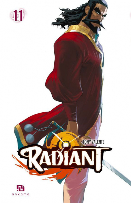 Couverture Radiant, tome 11