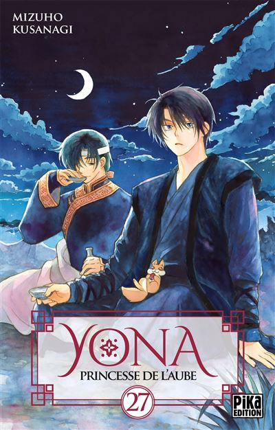 Couverture Yona, princesse de l'aube, tome 27