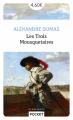 Couverture Les Trois Mousquetaires Editions Pocket (Classiques) 2019