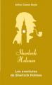 Couverture Les aventures de Sherlock Holmes Editions Archipoche 2019