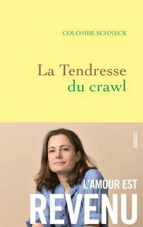 Couverture La Tendresse du crawl