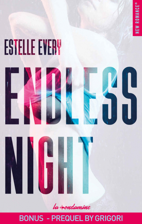 Couverture Endless night, tome 0.5