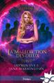 Couverture La malédiction des dieux, tome 1 : Supercherie Editions Infinity (Onirique) 2019