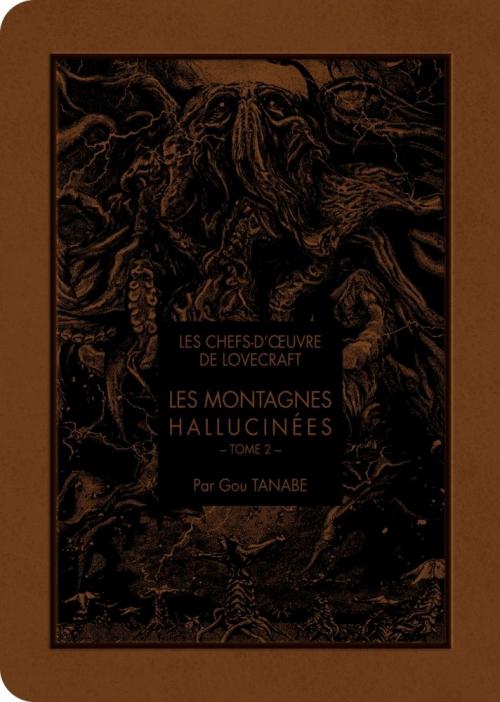 Couverture Les montagnes hallucinées (manga), tome 2