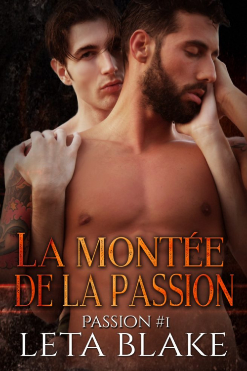 Couverture Passion, tome 1 : La montée de la passion