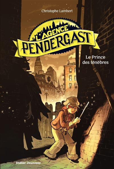 Couverture L'agence Pendergast, tome 1 : Le prince des ténèbres