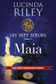 Couverture Les sept soeurs, tome 1 : Maia Editions Guy Saint-Jean 2015