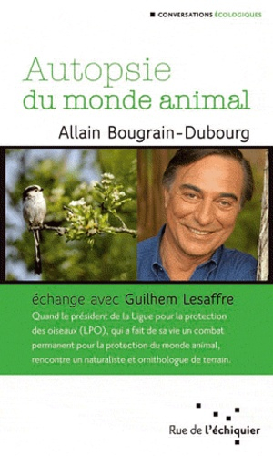 Couverture Autopsie du monde animal