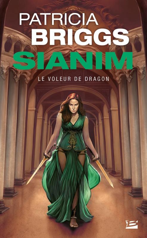 Couverture Sianim, tome 3 : Le voleur de dragon
