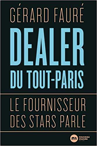 Couverture Dealer de tout Paris