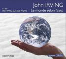 Couverture Le monde selon Garp Editions Thélème 2016
