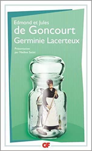 Couverture Germinie Lacerteux