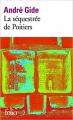 Couverture La séquestrée de Poitiers Editions Folio  1977