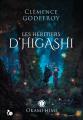 Couverture Les héritiers d'Higashi, tome 1 : Okami-Hime Editions du Chat Noir (Neko) 2019
