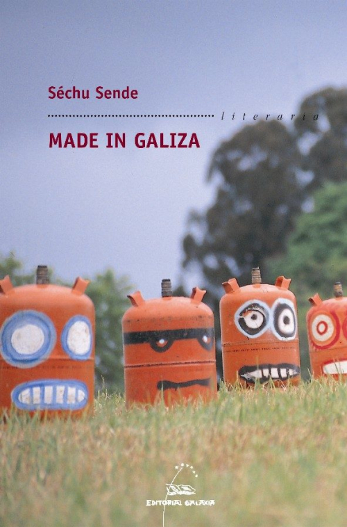 Couverture Made in Galiza