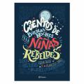 Couverture Histoires du soir pour filles rebelles, tome 1 : 100 destins de femmes extraordinaires Editions Destino 2017