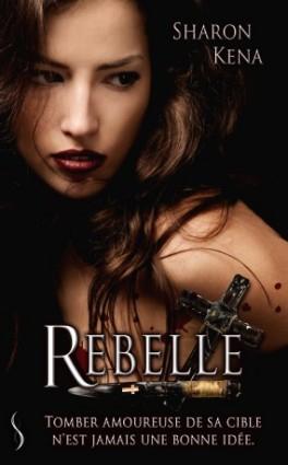 Couverture Rebelle