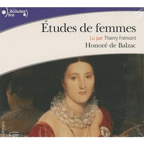 Couverture Études de femmes
