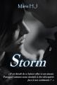 Couverture Storm Editions Autoédité 2018