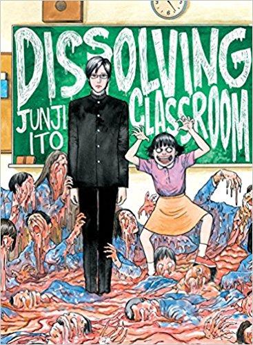 Couverture Dissolving the classroom