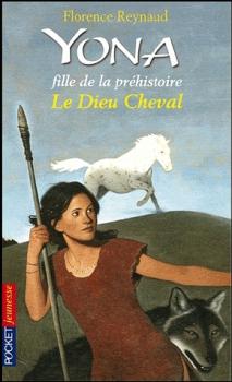 Couverture Yona fille de la préhistoire, tome 12 : Le dieu cheval