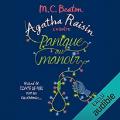 Couverture Agatha Raisin enquête, tome 10 : Panique au manoir Editions Audible studios 2018