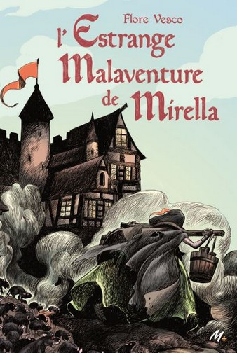 Couverture L'Estrange Malaventure de Mirella