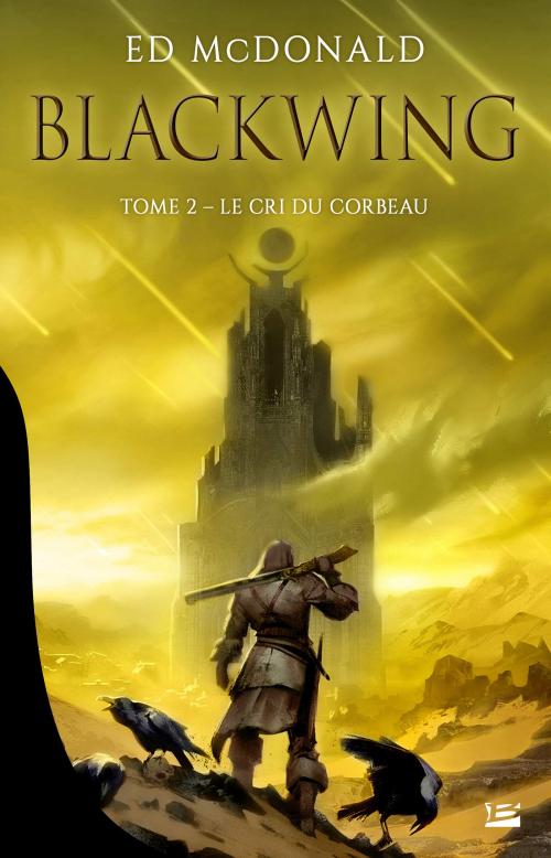 Couverture Blackwing, tome 2 : Le Cri du corbeau