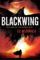 Couverture Blackwing, tome 1 : La marque du corbeau Editions Ace Books 2017