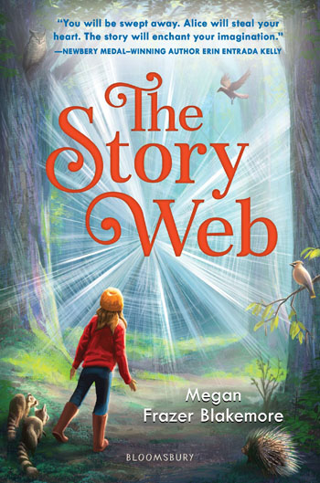Couverture The Story Web