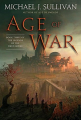 Couverture The Legends of the First Empire, book 3: Age of War Editions Del Rey Books 2018