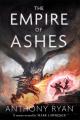 Couverture Dragon Blood, tome 3 : L'empire des cendres Editions Orbit Books 2018