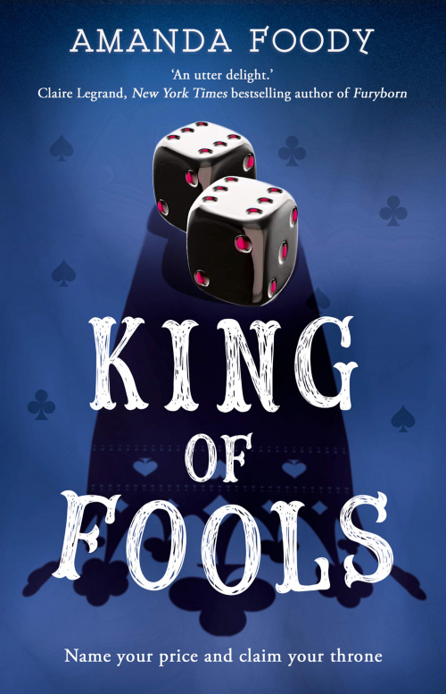 Couverture The Shadow Game, book 2: King Of Fools
