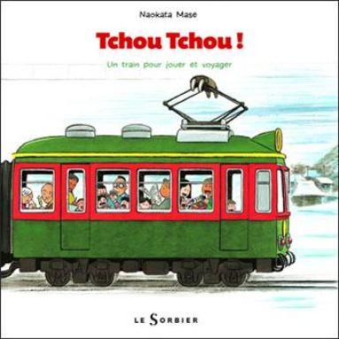 Couverture Tchou Tchou !