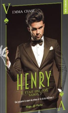 Couverture Il était une fois, tome 2 : Henry