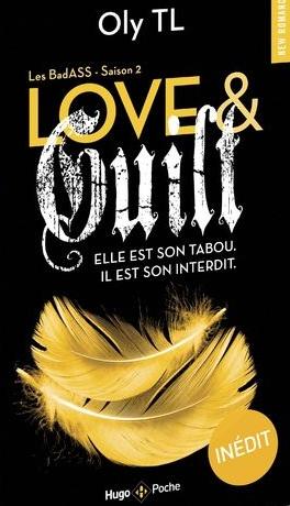Couverture Les badASS, tome 2 : Love & guilt