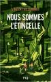 Couverture Nous sommes l'étincelle Editions Pocket (Jeunesse) 2019