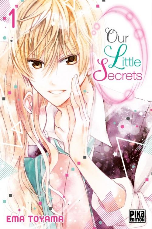 Couverture Our Little Secrets, tome 1