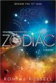 Couverture Zodiaque, tome 1 : Méfiez-vous du treizième signe Editions Razorbill 2014