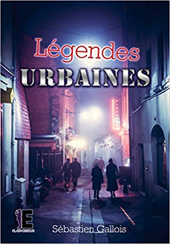 Couverture Légendes urbaines