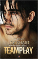 Couverture Teamplay Editions MxM Bookmark (Romance) 2018