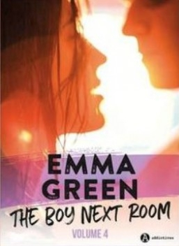 Couverture The boy next room, tome 4