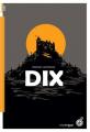 Couverture Dix Editions du Rouergue (doAdo - Noir) 2019