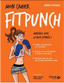 Couverture Mon cahier : Fitpunch Editions Solar 2018