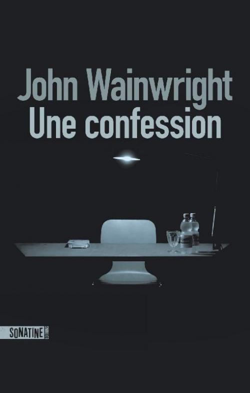 Couverture Une confession